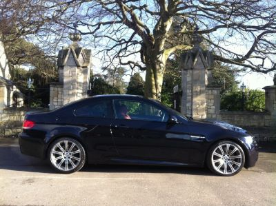 BMW M3 4.0 M3 2dr Coupe Petrol BlackBMW M3 4.0 M3 2dr Coupe Petrol Black at New March Car Centre March