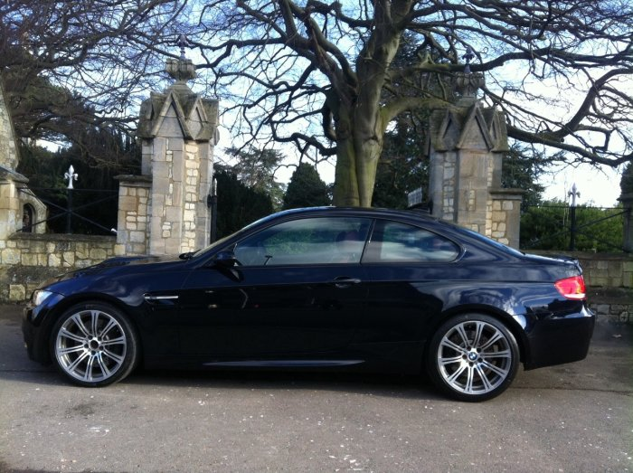 BMW M3 4.0 M3 2dr Coupe Petrol Black