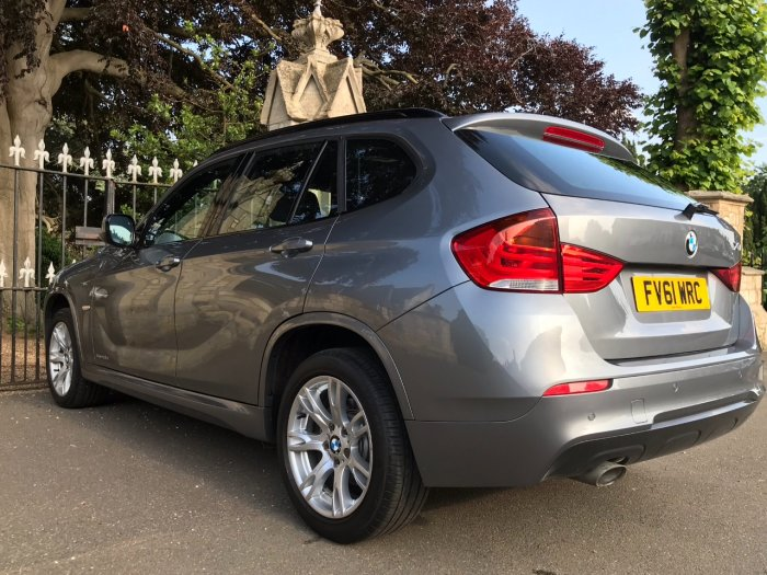 BMW X1 2.0 xDrive 18d M Sport 5dr Estate Diesel Grey