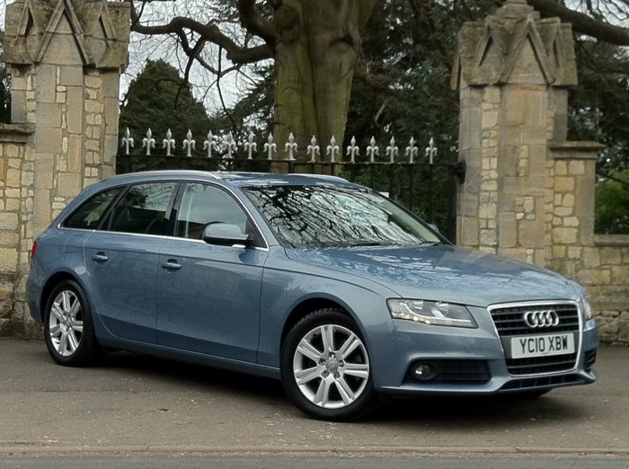 Audi A4 2.0 TDI SE 5dr Estate Diesel Blue