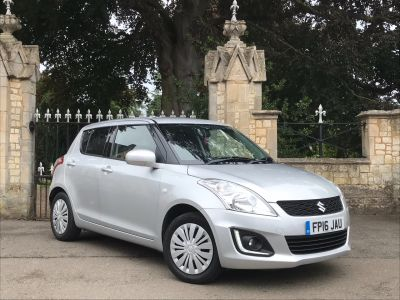 Suzuki Swift 1.2 SZ2 5dr Hatchback Petrol SilverSuzuki Swift 1.2 SZ2 5dr Hatchback Petrol Silver at New March Car Centre March