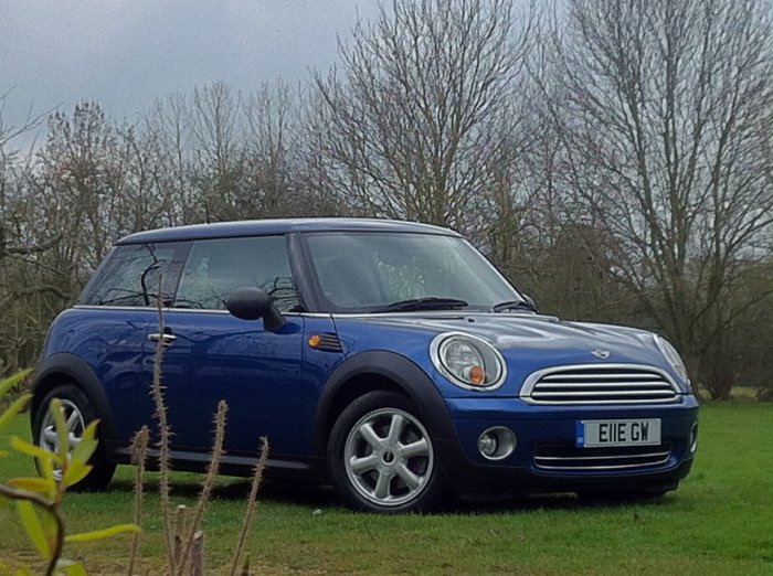 Mini Hatchback 1.4 One 3dr Hatchback Petrol Blue