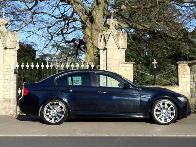 BMW M3 4.0 M3 4dr DCT Saloon Petrol BlackBMW M3 4.0 M3 4dr DCT Saloon Petrol Black at New March Car Centre March