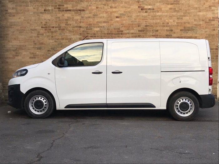Citroen Dispatch 1000 1.6 BlueHDi 115 Van Enterprise Panel Van Diesel White