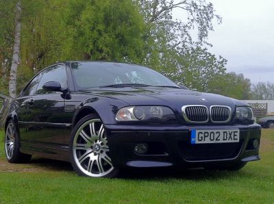 BMW M3 3.2 M3 2dr Coupe Petrol BlackBMW M3 3.2 M3 2dr Coupe Petrol Black at New March Car Centre March
