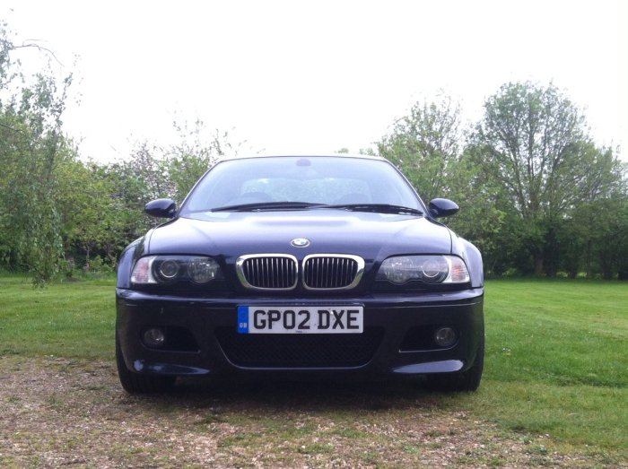 BMW M3 3.2 M3 2dr Coupe Petrol Black