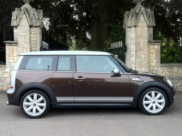Mini Clubman 1.6 Cooper 5dr Estate Petrol Brown