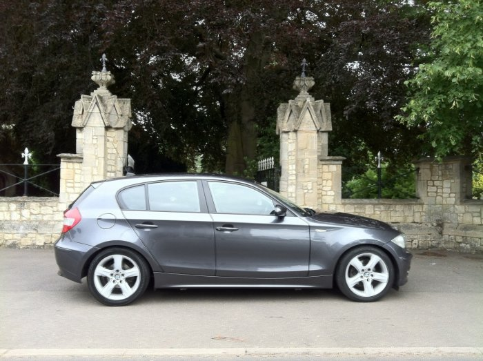 BMW 1 Series 2.0 118d Sport 5dr Hatchback Diesel Grey