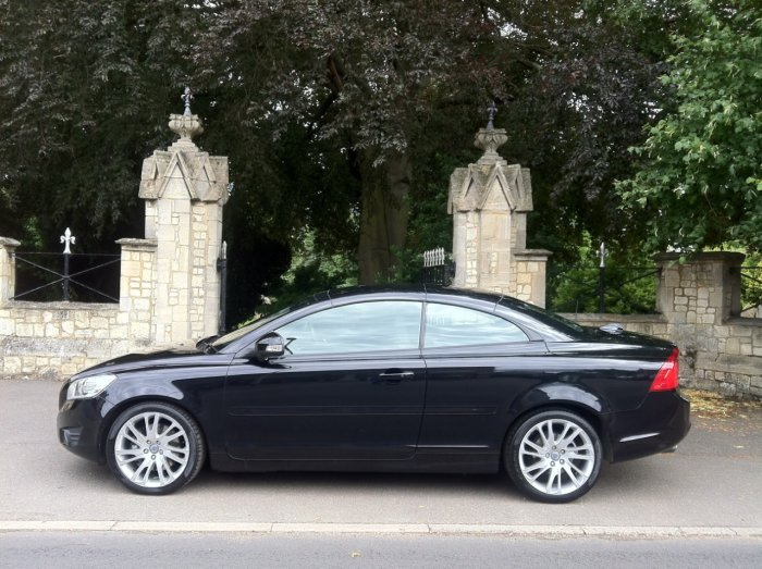 Used Volvo C70 D3 [150] SE Lux Solstice 2dr Geartronic for sale in March, Cambridgeshire - New ...