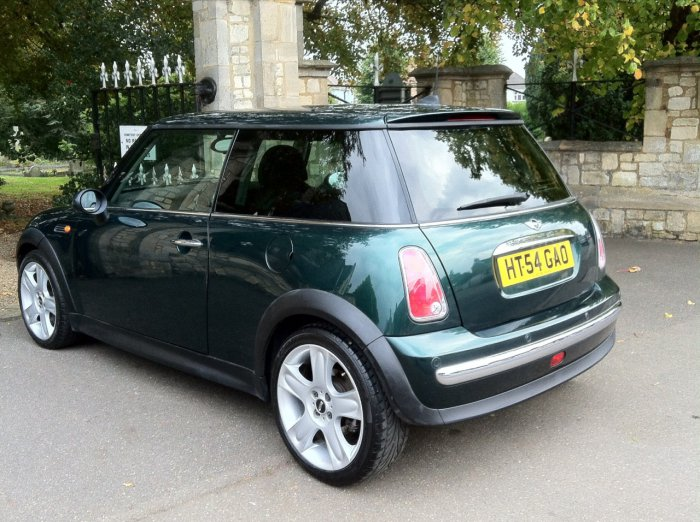 Mini Hatchback 1.4 One D - chilli pack Hatchback Diesel Green