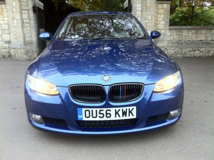BMW 3 Series 3.0 335i SE 2dr Auto Coupe Petrol Blue
