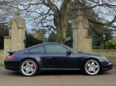 Porsche 911 997 3.8 S sport chrono Coupe Petrol GreyPorsche 911 997 3.8 S sport chrono Coupe Petrol Grey at New March Car Centre March