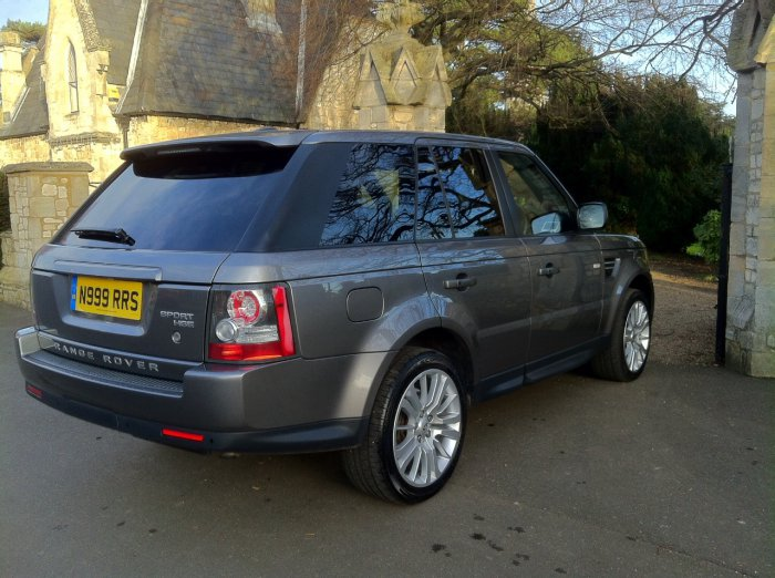 Land Rover Range Rover Sport 3.0 TDV6 HSE 5dr CommandShift Estate Diesel Grey