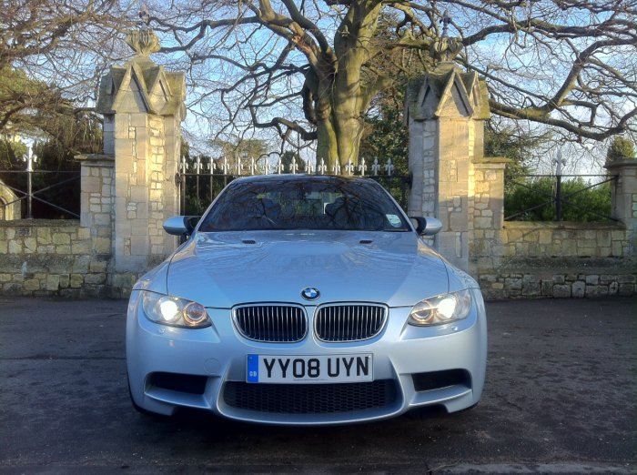BMW M3 4.0 M3 2dr DCT Coupe Petrol Blue