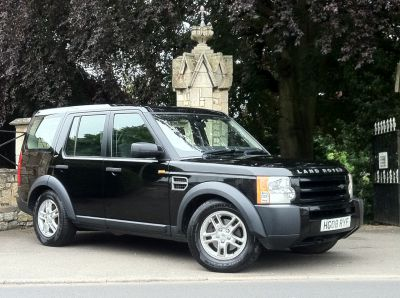 Land Rover Discovery 2.7 Td V6 GS 5dr Auto Estate Diesel BlackLand Rover Discovery 2.7 Td V6 GS 5dr Auto Estate Diesel Black at New March Car Centre March