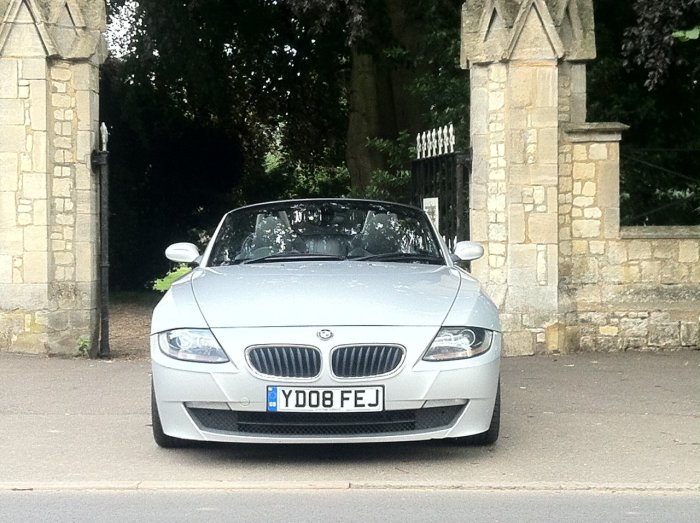 BMW Z4 2.0i Sport 2dr Convertible Petrol Silver