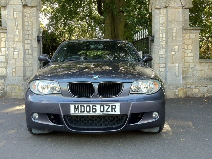 BMW 1 Series 1.6 116i M Sport 5dr [6] Hatchback Petrol Grey