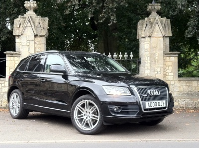 Audi Q5 2.0 TDI Quattro SE 5dr Estate Diesel BlackAudi Q5 2.0 TDI Quattro SE 5dr Estate Diesel Black at New March Car Centre March