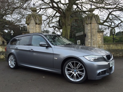 BMW 3 Series 2.0 320d [184] M Sport 5dr Estate Diesel GreyBMW 3 Series 2.0 320d [184] M Sport 5dr Estate Diesel Grey at New March Car Centre March
