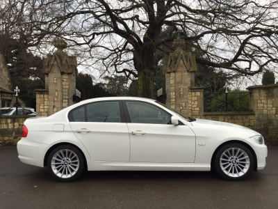 BMW 3 Series 3.0 325i SE 4dr Saloon Petrol WhiteBMW 3 Series 3.0 325i SE 4dr Saloon Petrol White at New March Car Centre March