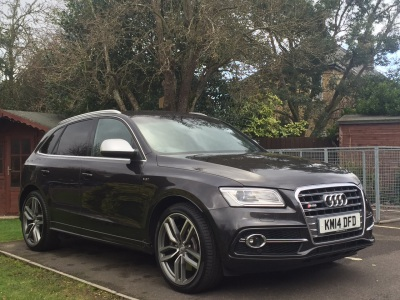 Audi Q5 3.0 SQ5 Quattro 5dr Tip Auto Estate Diesel GreyAudi Q5 3.0 SQ5 Quattro 5dr Tip Auto Estate Diesel Grey at New March Car Centre March
