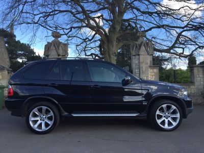 BMW X5 3.0d Sport 5dr Auto Estate Diesel BlackBMW X5 3.0d Sport 5dr Auto Estate Diesel Black at New March Car Centre March