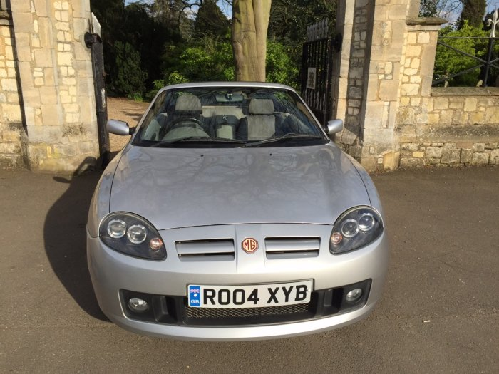 MG MGTF 1.8 MGTF 135 Sunstorm 2dr Sports Petrol Silver