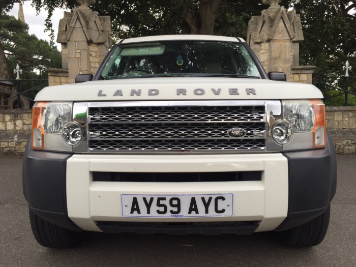 Land Rover Discovery 4.0 V6 Four Wheel Drive Petrol White