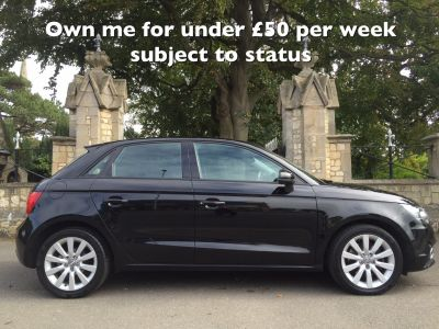 Audi A1 1.6 TDI Sport 5dr Hatchback Diesel BlackAudi A1 1.6 TDI Sport 5dr Hatchback Diesel Black at New March Car Centre March