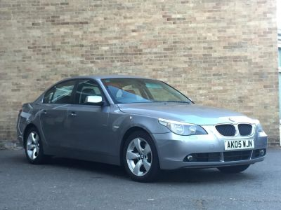 BMW 5 Series 3.0 530d SE 4dr Saloon Diesel GreyBMW 5 Series 3.0 530d SE 4dr Saloon Diesel Grey at New March Car Centre March