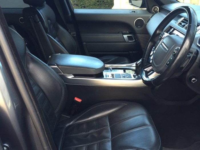 Land Rover Range Rover Sport 4.4 SDV8 Autobiography Dynamic 5dr Auto Estate Diesel Grey