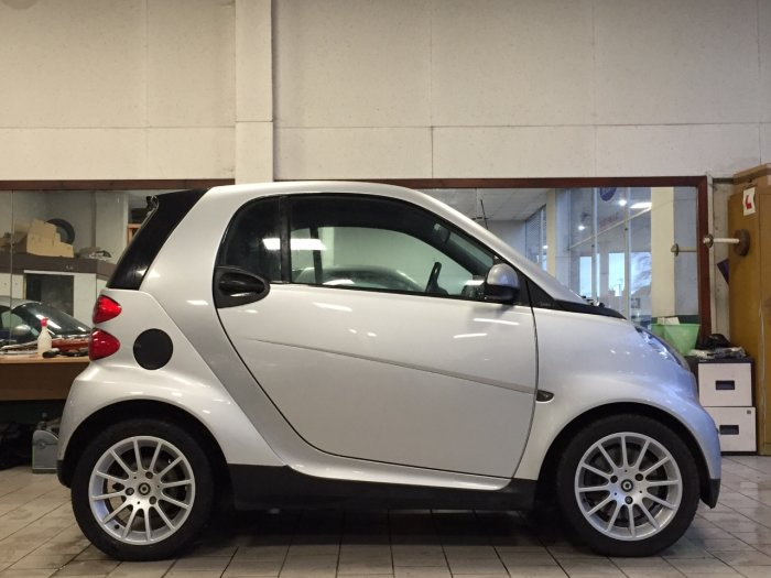Smart Fortwo Coupe 1.0 Passion 2dr Auto [84] Motorhome A Frame Coupe Petrol Silver