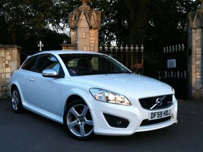 Volvo C30 1.6 R DESIGN 3dr Hatchback Petrol WhiteVolvo C30 1.6 R DESIGN 3dr Hatchback Petrol White at New March Car Centre March