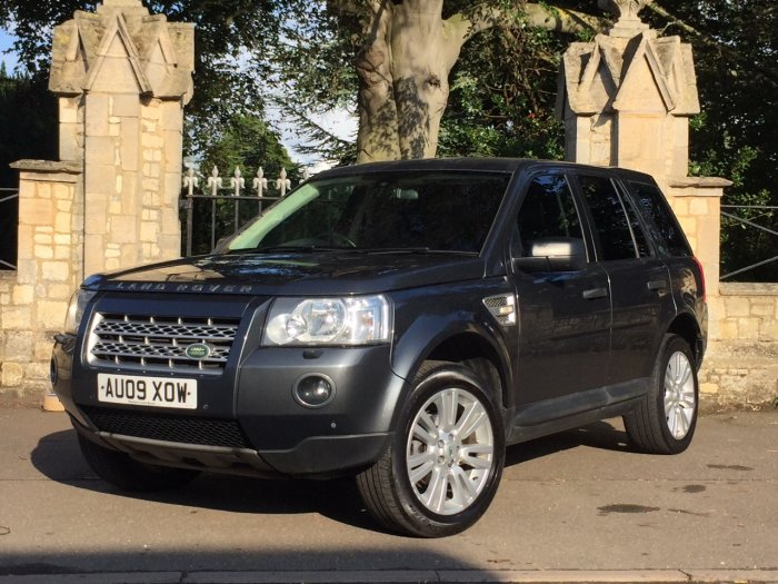Land Rover Freelander 2.2 Td4 XS 5dr Estate Diesel Grey