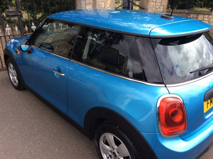 Mini Hatchback 1.2 One 3dr pepper media Hatchback Petrol Blue