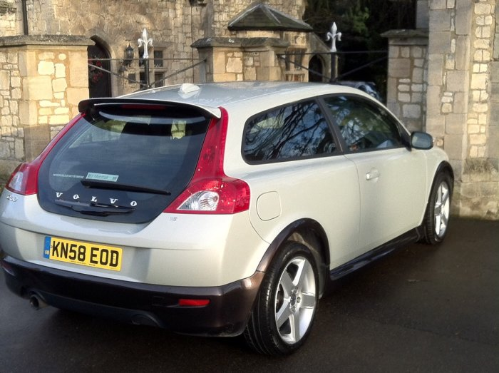 second hand volvo c30 1 6 r design sport 3dr for sale in march cambridgeshire new march car. Black Bedroom Furniture Sets. Home Design Ideas